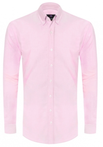 Koszula Oxford Rose / slim fit