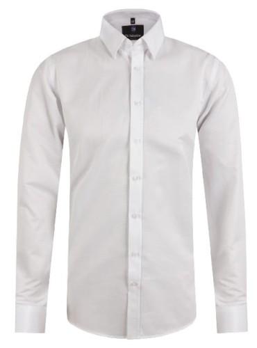 Biała koszula męska Munich classic fit