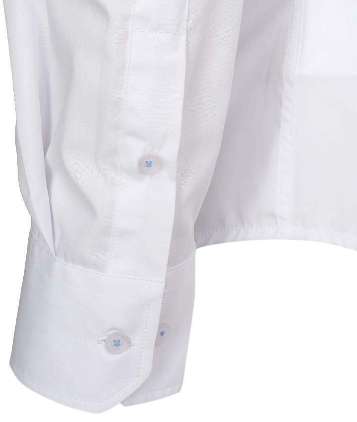 Biała koszula męska Poznań classic fit Di Selentino  qEQ0r