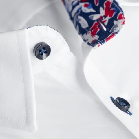 Koszula Lanzarote slim fit Di Selentino Sklep Internetowy  Qk70A